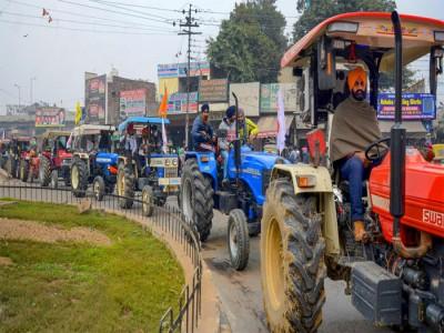 किसानों की ट्रैक्टर रैली को निशाना बना सकते हैं ISI और खालिस्तान: सूत्र