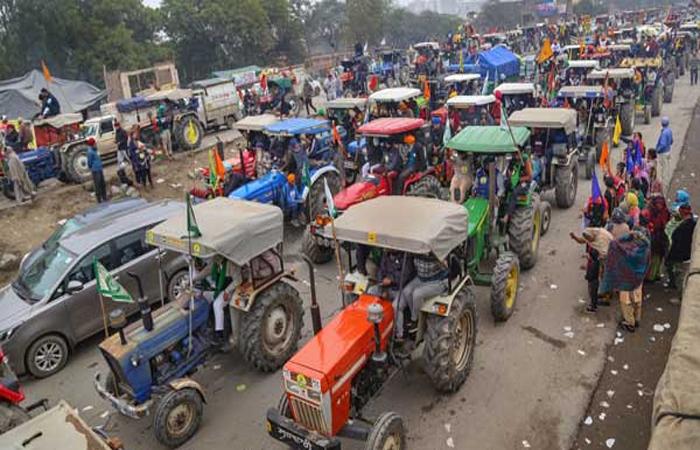 Big Breaking News: 26 जनवरी को  नहीं निकालेंगे किसान ट्रैक्टर रैली