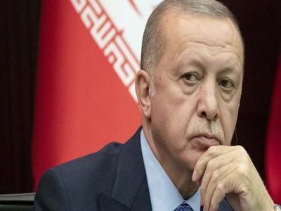 कश्मीर पर भारत के खिलाफ बोलने वाले तुर्की राष्ट्रपति एर्दोगान पर छाया संकट