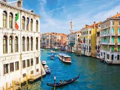 विश्व की अनूठी नगरी - वेनिस