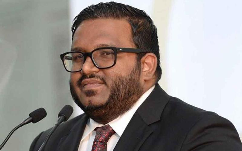 बिना कागजात भारत आना चाहते थे मालदीव के पूर्व उप- राष्ट्रपति