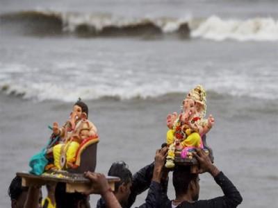 मध्य प्रदेश: भोपाल में गणपति विसर्जन के दौरान 12 लोगों की मौत, 6 को बचाया गया
