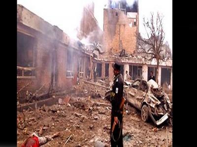 अफगानिस्तान : काबुल में शक्तिशाली बम विस्फोट, 4 की मौत और 90 घायल