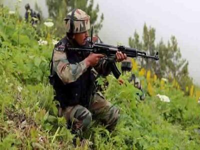 जम्मू-कश्मीर : सुरक्षाबलों ने मुठभेड़ में 2 आतंकी किए ढेर