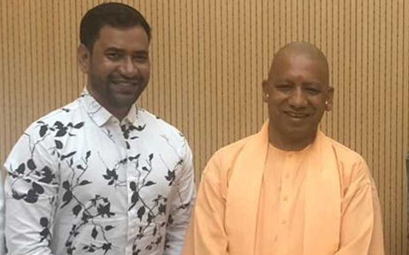योगी ने की हेमा मालिनी की तारीफ, कहा नहीं होने देंगे मथुरा के लिए पैसों की कमी