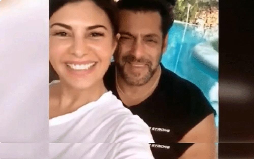 लोगों के सवालों में घिरी Jacqueline, लोगों ने पूछा लॉकडाउन के बीच Salman Khan तक कैसे पहुंची