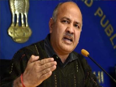 Lockdown: दिल्ली सीमा पर हरियाणा, पंजाब, राजस्थान से भी पहुंचे लोग-मनीष सिसोदिया