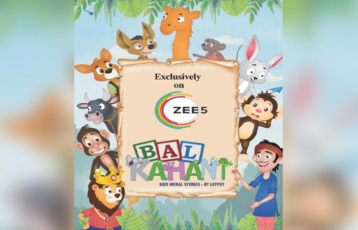 लोटपोट प्रस्तुत करते हैं बच्चों की बाल कहानियां और मोरल स्टोरीज एक्सेक्लुसिविली ऑन Zee5