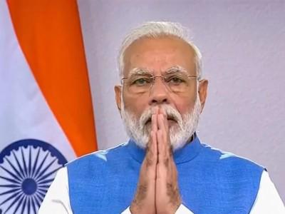 BJP स्थापना दिवस पर पीएम मोदी ने किए भाजपा कार्यकर्ताओं से पांच आग्रह